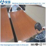 Placa MDF melamina de alta qualidade para mobiliário