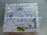 ギフト用の箱の綿の赤ん坊のフード付きタオル