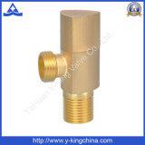 Manual de alta calidad de la válvula de ángulo (YD-5023)