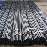 Lista di prezzi del tubo del acciaio al carbonio/tubo d'acciaio saldato, tubo d'acciaio delicato di /Black ERW