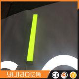 정면 빛 3D 아크릴 편지 광고