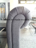 Мебель спальни твиновской кровати платформы ткани (OL17169)