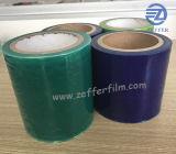 Windows ACP/アルミニウムプロフィールのための緑の青く黄色く白い保護フィルム