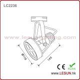 Helderheid 30W COB Track Lights met 3 Line Track LC2328