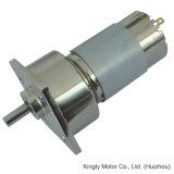 torque 12V elevado baixo - motor da engrenagem da C.C. da velocidade 60r