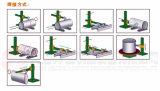 Centre automatique de soudage à colonnes et à boom / Manipulateur de soudure