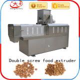 Pelota de comida para cão de estimação animal fazendo a linha da máquina extrusora