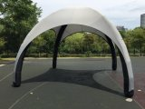 Inflável Planetarium Dome Tent Photo Booth Spider Tent Spray Booth