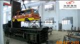 Máquina de prensa de enfardamento de carros usados