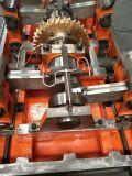 Faltende der Serien-Q1 leistungsfähige halbautomatische und stempelschneidene Maschine