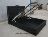 직물 침실 가구 침대 (OL17172)