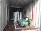 食品加工のためのBitzerの圧縮機が付いている上の製造業者の薄片の製氷機