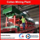 Equipo de minería de Coltan Separador de plantillas