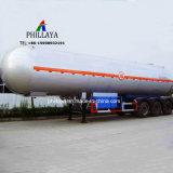 Phillaya exportar petróleo gás líquido trailer do depósito de gás combustível