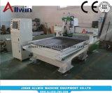 1325 Deux chefs CNC Router machine 1300x2500mm Woodworking Machine de gravure