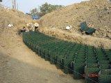 HDPE Geocell/Grondwerken Geocell in de Aanleg die van Wegen wordt gebruikt
