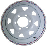 (5-150) стальная оправа колеса трейлера 16X7