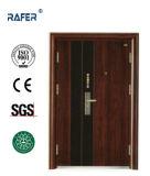 Duas cores uma e meia porta de aço (RA-S149)