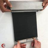 Roll-up automática da tampa do ecrã pano de PVC com cortina protegem o canister