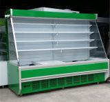 コンビニエンスストアのための3 Shelf/4棚の野菜ショーケース
