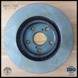 Ротор диска тарельчатого тормоза поставщика Китая (SDB000614) для Land Rover