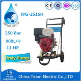 Gasolina 13HP Limpiador de alta presión arranque eléctrico