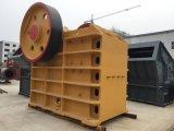 ISO/Ce PET Stein/Bergbau/Kiefer-Zerkleinerungsmaschine für Kalkstein-/Eisen-/Gold/Copper Erz/Kohle/Granit/Marmor/schwarzer Stein