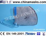 Респиратор от пыли обеспеченностью лицевого щитка гермошлема CE устранимый