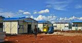 Одиночный пол допустимый Prefabricate подвижная дом для людей низкия дохода