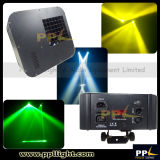 Indicatore luminoso di scansione del laser Simulater DMX di registrazione del tiratore franco LED 20W