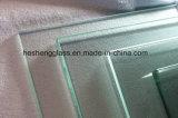 verre Tempered clair de Tableau de 10mm