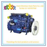 De tevreden Zuinige Motor van de Motor van de Vrachtwagen van de Macht Weichai Nieuwe