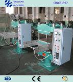 imprensa 100tons Vulcanizing pequena com desempenho de funcionamento saliente