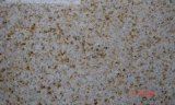 Tuile et galette colorées de granit pour le panneau de mur