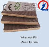 M. Poplar Core Film Plywood de colle de 9mm-21mm 1220*2440mm
