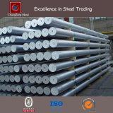 Barra de ferro redondo em aço revestido de zinco (CZ-R39)