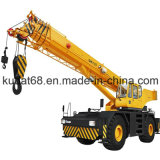 판매 (KDRY25)를 위한 중국 새로운 30t 거친 지형 기중기