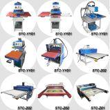 Sgs-CER manuelle Muschel-flache Gewebe-Wärme-Druckerei-Maschine