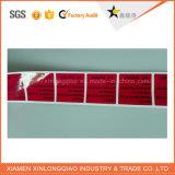 Autoadesivo vuoto evidente della garanzia di marchio del contrassegno del compressore impermeabile adesivo di stampa