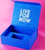 Heart-Shaped печатание коробки подарка (DPB004)
