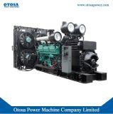 Cummins 1000kVA Puissance électrique insonorisé Groupe électrogène Diesel silencieux avec certificat CE /Groupe électrogène