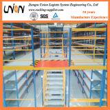 Bastidor de acero plataforma de almacenamiento de almacenamiento Entresuelo