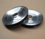Puleggia di alluminio di alta durezza con le industrie del cavo guida di legare/del rivestimento di ceramica Pulley-7for