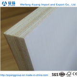 18mm Hardwood Core Both Sides Laminated Melamine Plywood for Furniture
