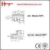 Cotovelo e adaptador 90degree hidráulico reto (1JN, 1J9)