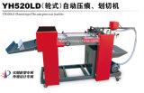 Máquina que arruga que anota 8700PCS/Hour A4 Creaser del automóvil automático de papel industrial de Boway