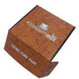 Envío acanalado de la impresión Custom Designed de dos caras y caja de embalaje