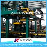 Qualität automatische horizontale Brack Platten-Gießerei-Gussteil-formenzeile