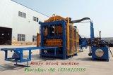 máquina de fabrico de blocos de betão4-15 Qt totalmente automática máquina de tijolos de Pavimentação