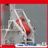 Tipo barco salva-vidas livre da versão do petroleiro da queda da fibra de vidro